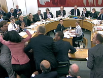 Select committee pie incident