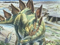 Stegosaurus - Copyright De Agostini/NHMPL