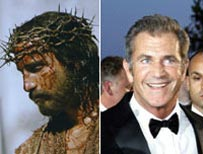 Passion of the Christ and Mel Gibson