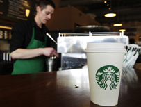 Starbucks branch