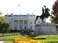 The White House, Getty Images