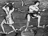 Anglo-Saxon labourers