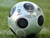 Euro 2008 football