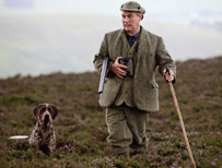Gearing up for grouse shooting