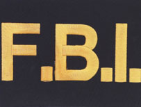 FBI graphic logo
