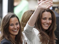 Pippa and Kate