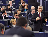 european parliament debate