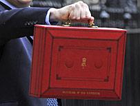 uk budget case