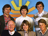 Breakfast TV team