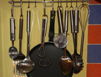 Cooking utensils