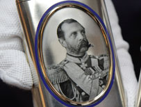 picture of Tsar Alexander II