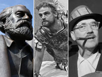 Marx, Antony, Groucho