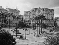 Sao Paulo circa 1955