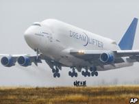 dreamlifter aircraft