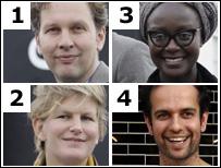 Turner Prize nominees