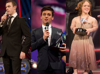 Josef raig, Tom Daley, Ellie Simmonds