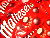 Maltesers packets