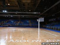 Netball arena