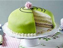 Prinsesstrta cake