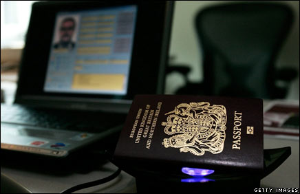 passport control image