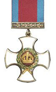 dso medal image