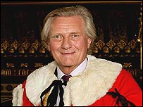 Michael Heseltine, Environment Secretary