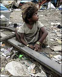 Boy in Dharavi