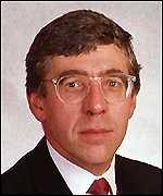 [ image: Jack Straw is looking forward to the report]