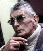 [ image: Samuel Beckett...did not make the top 20]