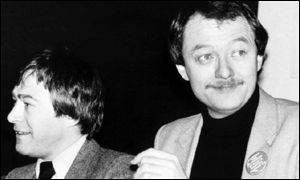 Tony Banks and Ken Livingstone