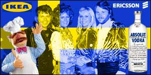 Dressed for success: Sweden from Abba to Roxette