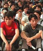 Chinese migrants