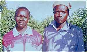 Joseph Kony And Friend