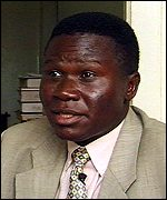 Norbert Mao, MP for Gulu