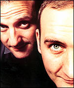 Mark Radcliffe and Marc