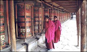 Tibetans in Little Tibet