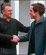 De Niro and Stiller