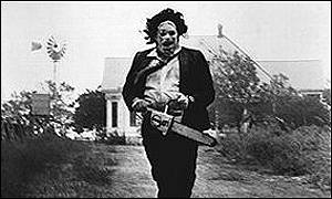 Scene from The Texas Chainsaw Massacre