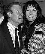 Eric and Julia Morley in 1987