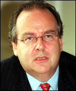 Dome minister Lord Falconer