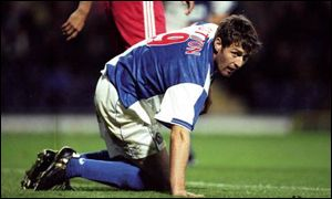 Chris Sutton turned down England B while at Blackburn