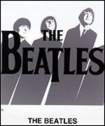 Classic Beatles graphic from the official website