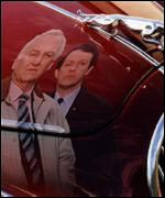 Inspector Morse and Sergeant Lewis