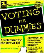 Voting for Dummies book