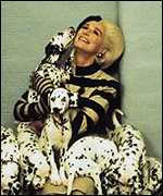 Glenn Close in 102 Dalmatians