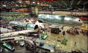 Boeing is one of America's biggest exporters