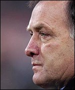 Dick Advocaat has been in the market for a top striker