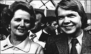 Thatcher and Hague
