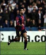 Rivaldo spoils the Leeds party in extra time
