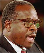 Justice ClarenceThomas